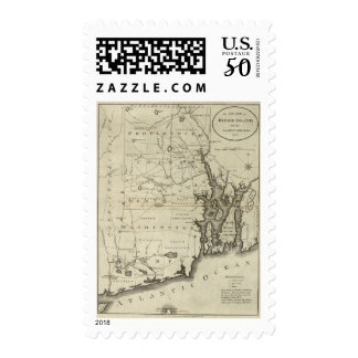 State of Rhode Island 2 Postage
