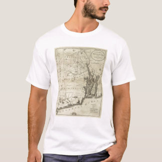 State of Rhode Island 2 T-Shirt