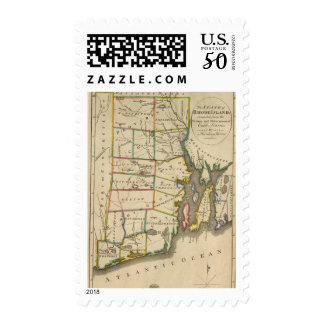 State of Rhode Island 3 Postage