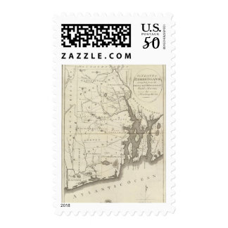 State of Rhode Island Postage