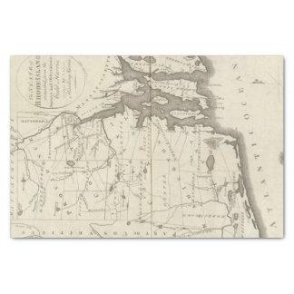 State of Rhode Island Tissue Paper