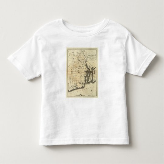 State of Rhode Island Toddler T-shirt