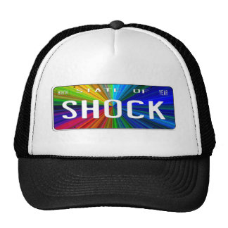 State of Shock Trucker Hat