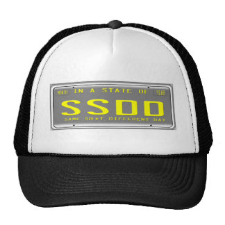 State of SSDD Trucker Hat