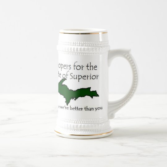 State of Superior Mug