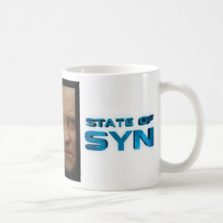 State Of Syn Coffee Mug - Full Cast