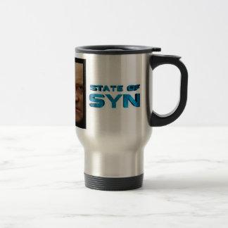 State Of Syn Travel Mug - Full Cast