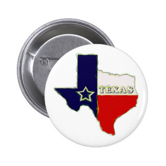 STATE OF TEXAS 2 INCH ROUND BUTTON