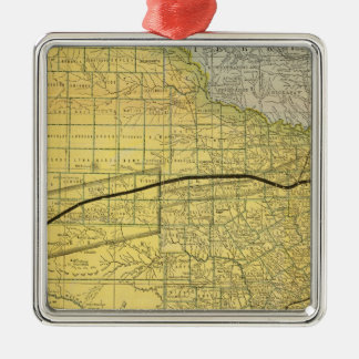 State of Texas 2 Christmas Tree Ornament