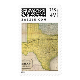 State of Texas 2 Stamp