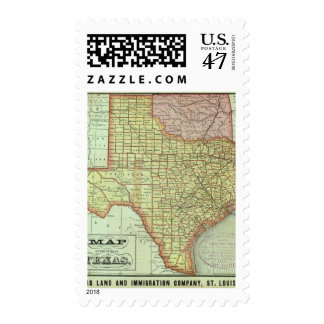 State of Texas 3 Postage