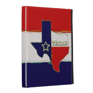 STATE OF TEXAS iPad FOLIO CASE