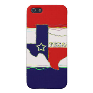 STATE OF TEXAS CASE FOR iPhone SE/5/5s