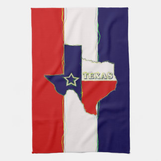 STATE OF TEXAS HAND TOWEL