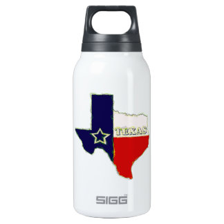 STATE OF TEXAS INSULATED WATER BOTTLE