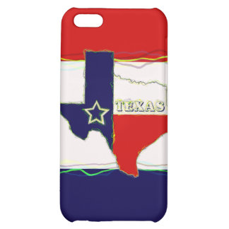 STATE OF TEXAS COVER FOR iPhone 5C