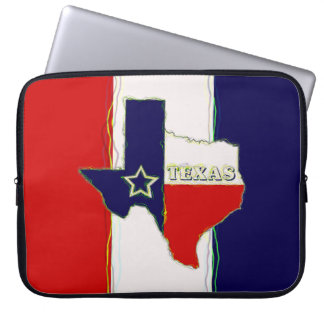STATE OF TEXAS LAPTOP SLEEVE