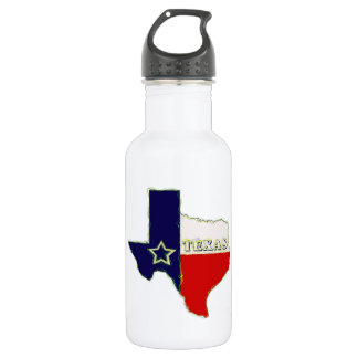 STATE OF TEXAS 18OZ WATER BOTTLE