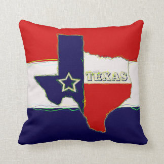STATE OF TEXAS PILLOW