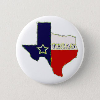 STATE OF TEXAS PINBACK BUTTON