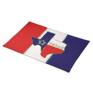STATE OF TEXAS PLACEMATS