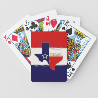 STATE OF TEXAS CARD DECKS