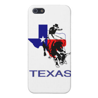 State of Texas Rodeo Bull Rider iPhone 5/5S Covers