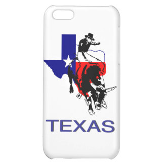 State of Texas Rodeo Bull Rider iPhone 5C Cover