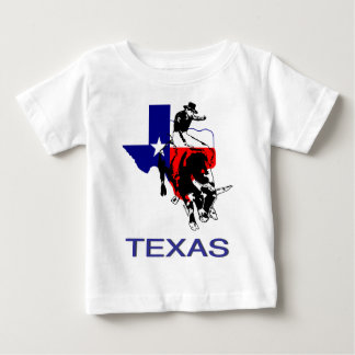 State of Texas Rodeo Bull Rider Shirts