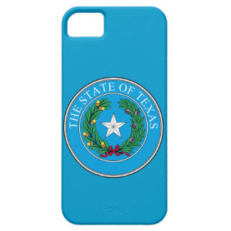 State of Texas Seal/Blue iPhone SE/5/5s Case