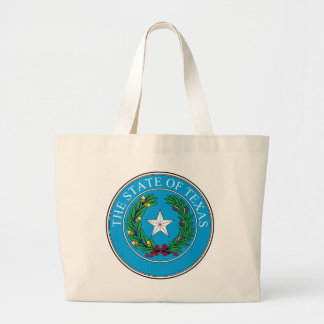 State of Texas Seal-Historical Bag