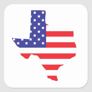 State of Texas Sticker