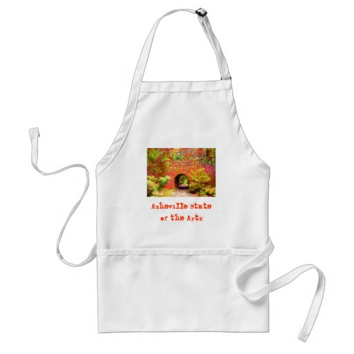 State of the Arts Apron WHITE