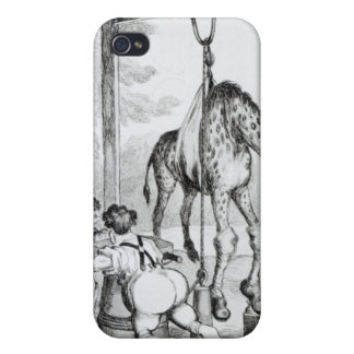 State of the Giraffe, 1829 iPhone 4 Covers