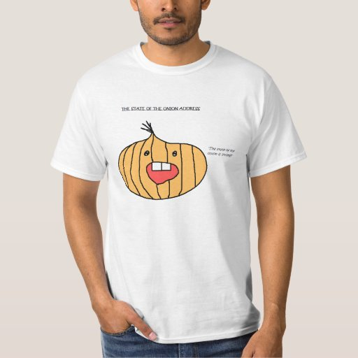 State of the Onion Tee Shirt