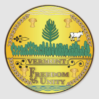 State of Vermont great seal