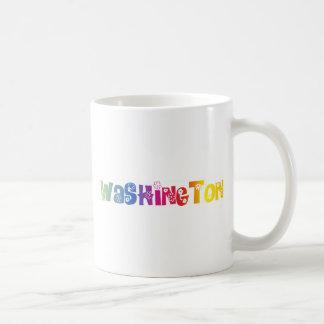 State of Washington ( Not DC) Coffee Mug