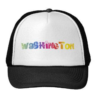 State of Washington ( Not DC) Trucker Hat