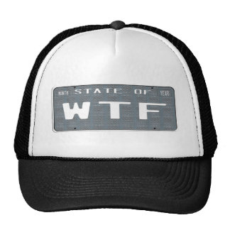 State of  WTF Hat