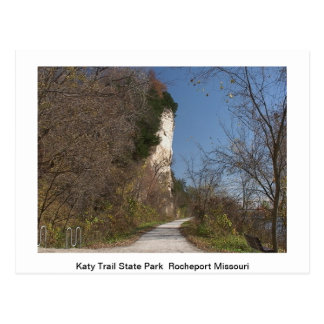 State Parks Post Card Postcard