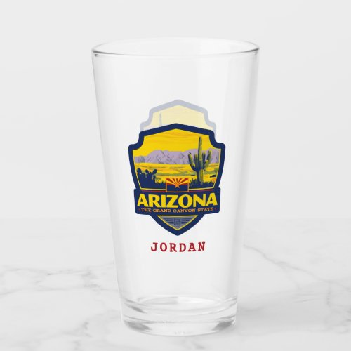 State Pride | Arizona 2 Glass