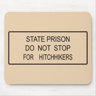 State Prison Mouse Pad