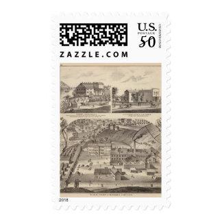 State Prison of Minnesota Postage
