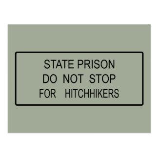 State Prison Postcard