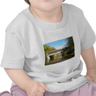 State Rd Bridge Ashtabula County Ohio Shirt