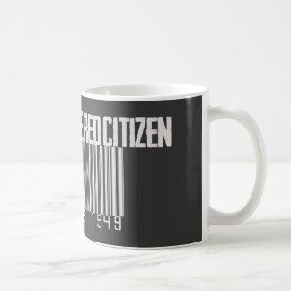 State Registered Citizen Coffee Mug