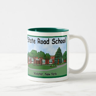 State Road Elementary School Mug