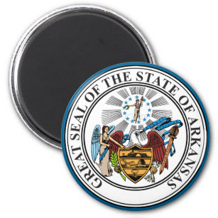 arkansas state seal gifts on zazzle