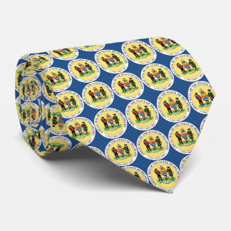 State Seal of Delaware Neck Tie