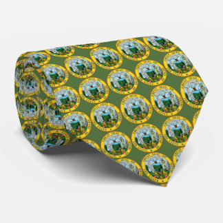 State Seal of Idaho Neck Tie